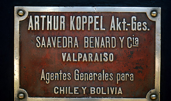 Chiloe2000Koppelplate